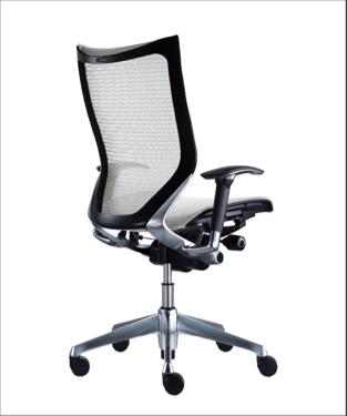 Okamura for Sedia ufficio postura